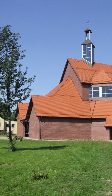 Bryła kościoła