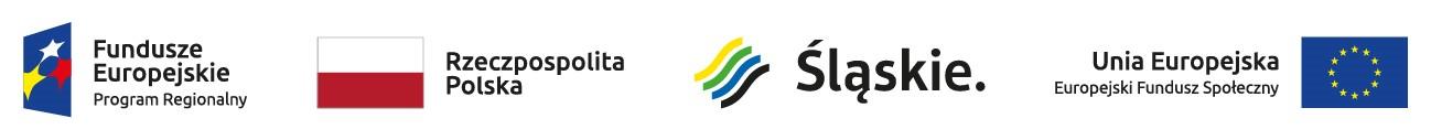Logotypy Funduszy Europejskich